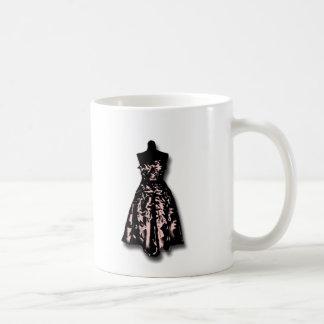 Vintage Dress Coffee Mug