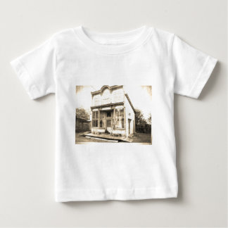 Vintage Dry Goods Building Baby T-Shirt
