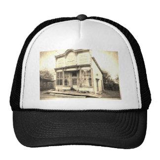 Vintage Dry Goods Building Hats