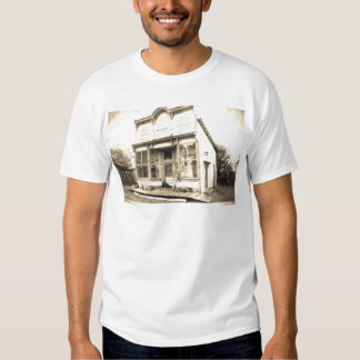 Vintage Dry Goods Building Tee Shirts