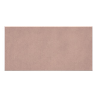 Vintage Dusty Peach Parchment Template Blank Picture Card