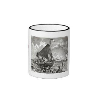 Vintage Dutch design, Schwengingen Ringer Mug
