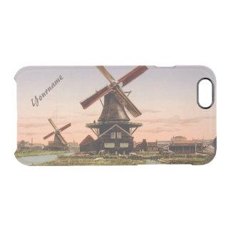 Vintage Dutch Windmills custom cases