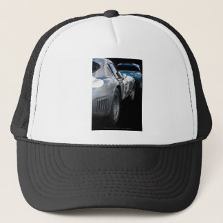 Vintage E Type Jaguars Trucker Hat