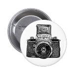 Vintage East German Camera Buttons