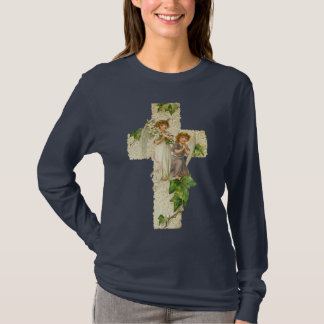 Vintage Easter Angel Shirt