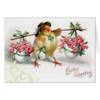 Vintage easter gifts on zazzle uk vintage easter gifts cards invitations negle Choice Image