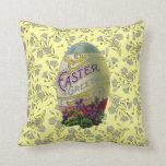 Vintage Easter Egg Pillows