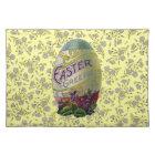 Vintage Easter Egg Placemat
