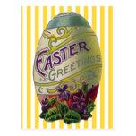 Vintage Easter Egg Postcards