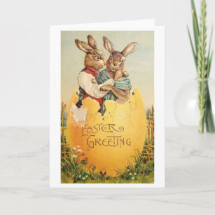 Vintage victorian easter greeting gifts gift ideas zazzle uk vintage easter greeting victorian easter card negle Choice Image
