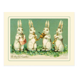 Christian easter gifts gift ideas zazzle uk vintage easter postcard negle Images