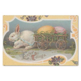 Vintage Easter Tidings Tissue Paper