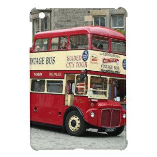Vintage Edinburgh Tour Bus, Scotland, UK iPad Mini Cover