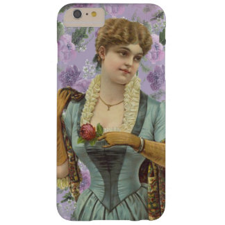 Vintage Edwardian Lady Phone Case