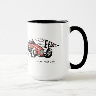 Vintage Eelco Open Wheel Racing Mug