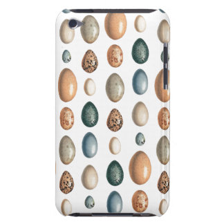 Vintage Eggs Barely There iPod Case
