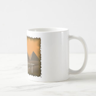 Vintage Egypt Coffee Mug