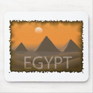 Vintage Egypt Mouse Pad