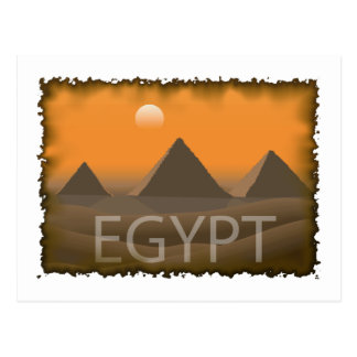 Vintage Egypt Postcard