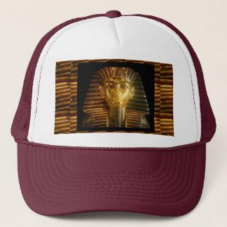 VINTAGE Egyptian Idols Art : PYRAMIDS of ANCIENT Trucker Hat
