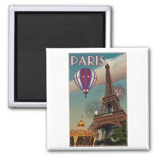 Vintage Eiffel Tower Magnet