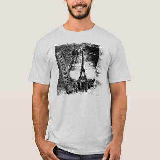 Vintage Eiffel Tower Paris #2 T-shirt