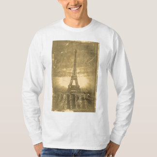 Vintage Eiffel Tower Paris #3 - T-shirt