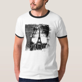 Vintage Eiffel Tower Paris #3 T-shirt