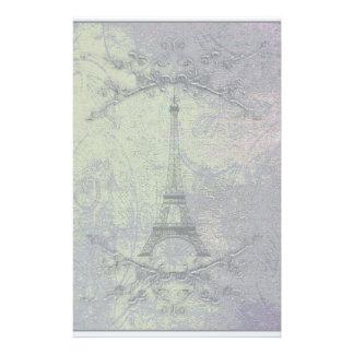 Vintage Eiffel Tower Stationery