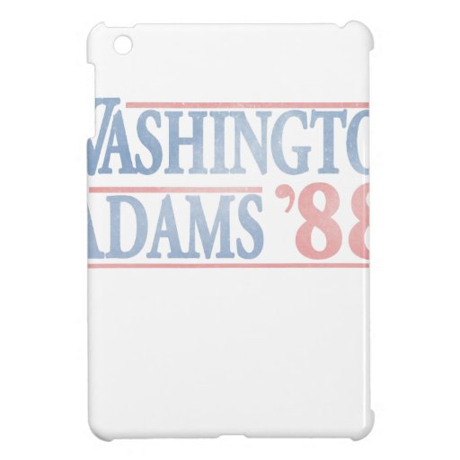 Vintage Election Campaign Distressed iPad Mini Covers