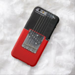 Vintage Electric Guitar Barely There iPhone 6 Case