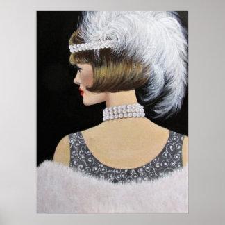 Vintage Elegance, Poster