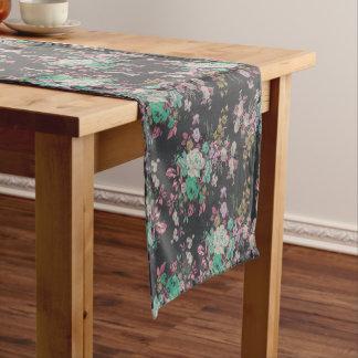 vintage elegant flowers Table Runner