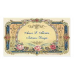 Vintage Elegant French Country Pack Of Standard Business Cards