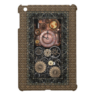 Vintage Elegant Steampunk #2 Cover For The iPad Mini