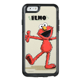 Vintage Elmo 2 OtterBox iPhone 6/6s Case