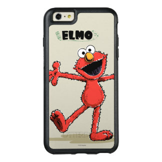 Vintage Elmo 2 OtterBox iPhone 6/6s Plus Case