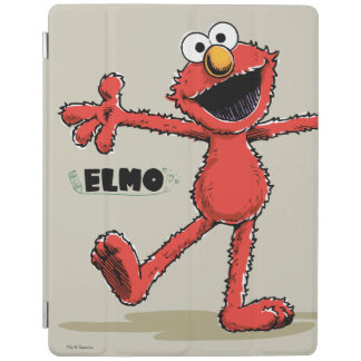 Vintage Elmo iPad Cover