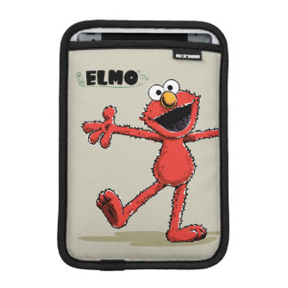 Vintage Elmo iPad Mini Sleeve