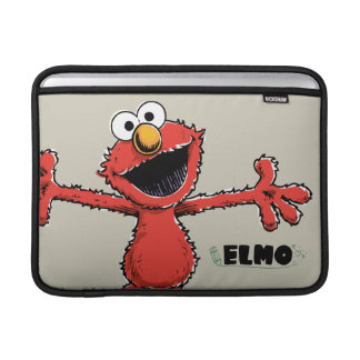 Vintage Elmo MacBook Sleeve