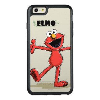 Vintage Elmo OtterBox iPhone 6/6s Plus Case