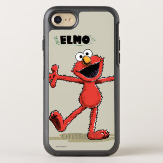 Vintage Elmo OtterBox Symmetry iPhone 8/7 Case