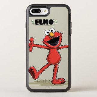 Vintage Elmo OtterBox Symmetry iPhone 8 Plus/7 Plus Case