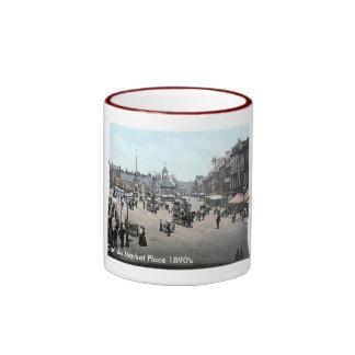 Vintage England  Carlisle  1890's Ringer Mug
