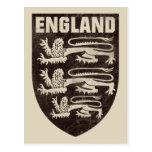 Vintage England Postcard