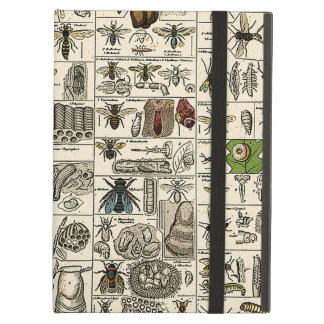 Vintage Entomology Cover For iPad Air
