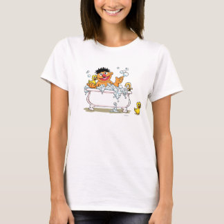 Vintage Ernie in Bathtub T-Shirt