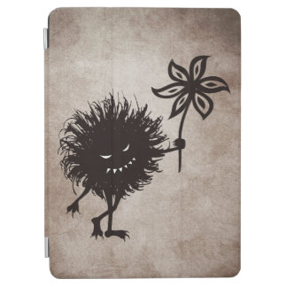 Vintage Evil Bug Gives Flower iPad Air Cover
