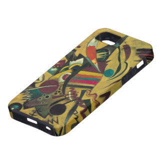 Vintage Expressionism, Points by Wassily Kandinsky iPhone 5 Cases